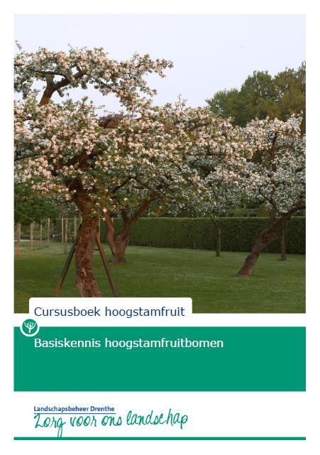 Bekijk het cursusboek Hoogstamfruitbomen