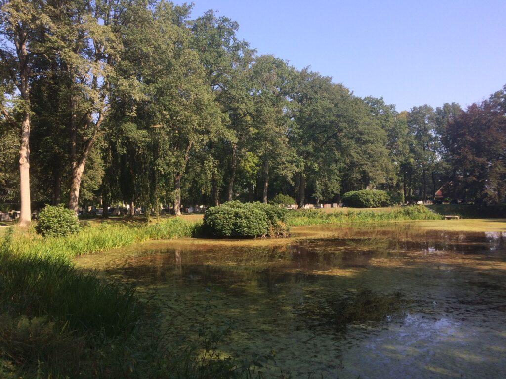 Begraafplaats Kerkenveld Smilde
